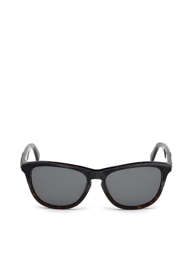 Diesel - DM0192, Azul Oscuro - Gafas de sol - Image 1