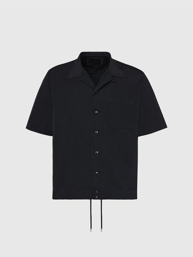 S-MOOL-A, Negro - Camisas
