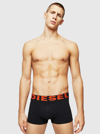Diesel - UMBX-SHAWNTHREEPACK, Negro Brillante - Boxers - Image 2