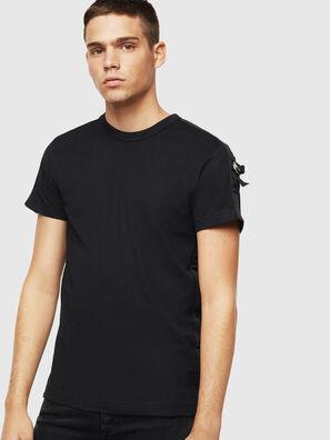 T-VAS, Negro - Camisetas