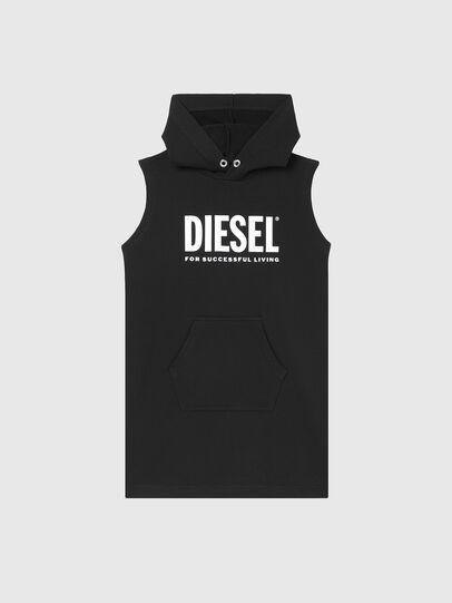 Diesel - DILSET SM, Negro - Vestidos - Image 1