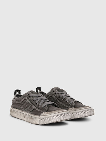 Diesel - S-ASTICO LOW LACE W, Gris - Sneakers - Image 2