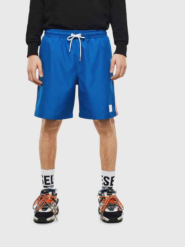 P-KEITH, Azul - Shorts
