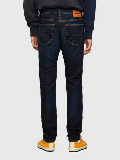 Diesel - D-Luster 009ZS, Azul Oscuro - Vaqueros - Image 2