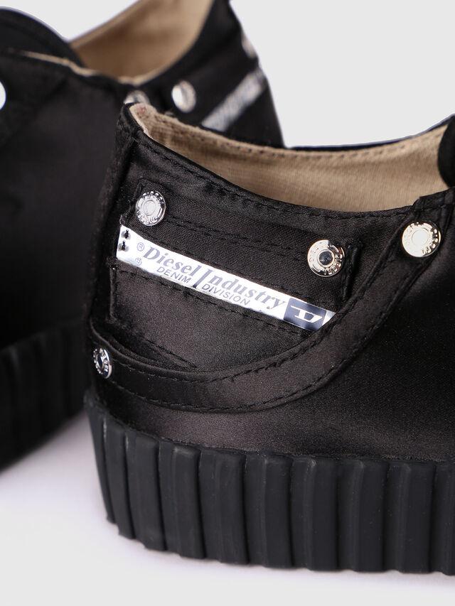 Diesel - S-EXPOSURE CLC W, Negro - Sneakers - Image 5