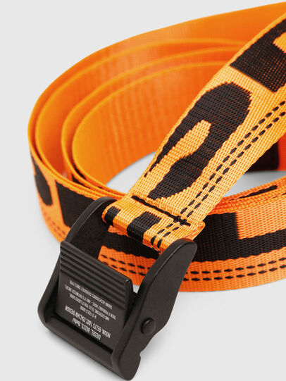 Diesel - B-MASER, Naranja - Cinturones - Image 2