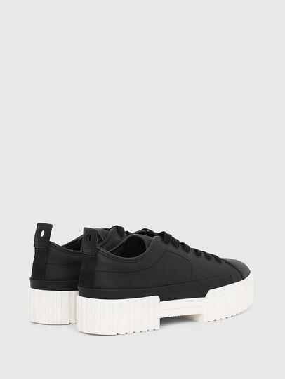 Diesel - S-MERLEY LC, Negro - Sneakers - Image 3