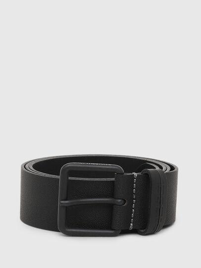 Diesel - B-LOED, Negro - Cinturones - Image 1