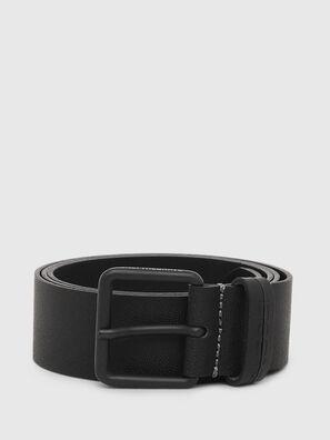 B-LOED, Negro - Cinturones
