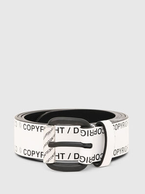 B-FULCOPY, Blanco/Negro - Cinturones