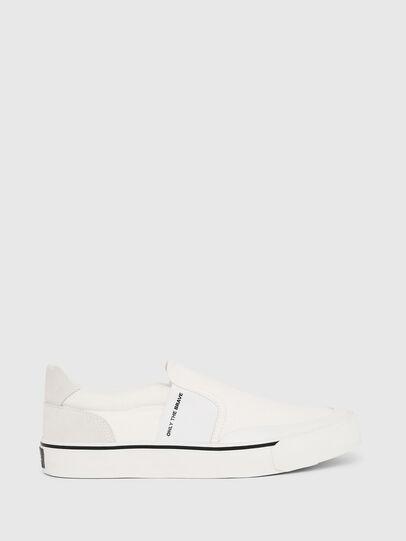 Diesel - S-FLIP SO, Blanco - Sneakers - Image 1