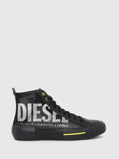 Diesel - S-DESE MID CUT, Negro/Amarillo - Sneakers - Image 1