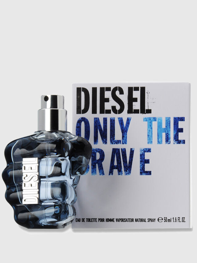 Diesel - ONLY THE BRAVE 50ML, Azul Claro - Only The Brave - Image 1