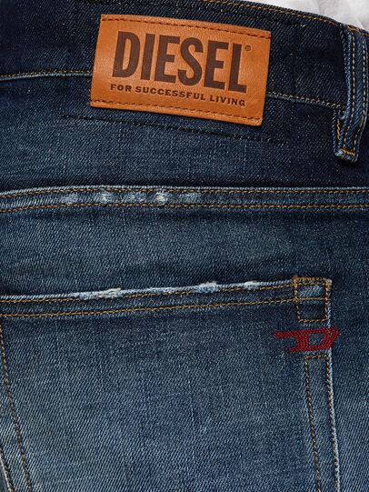 Diesel - D-Vider 0092I, Azul Oscuro - Vaqueros - Image 4