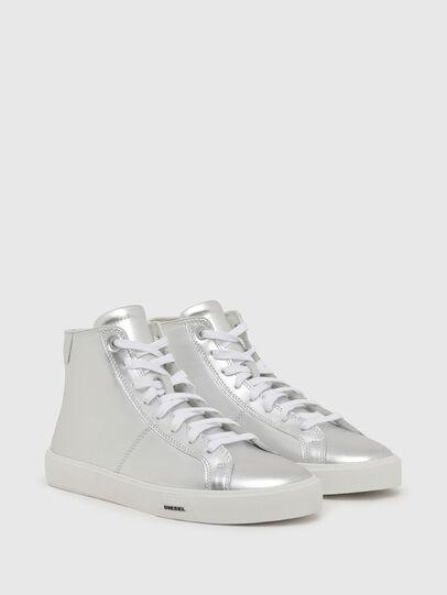 Diesel - S-MYDORI MC W, Plata - Sneakers - Image 2