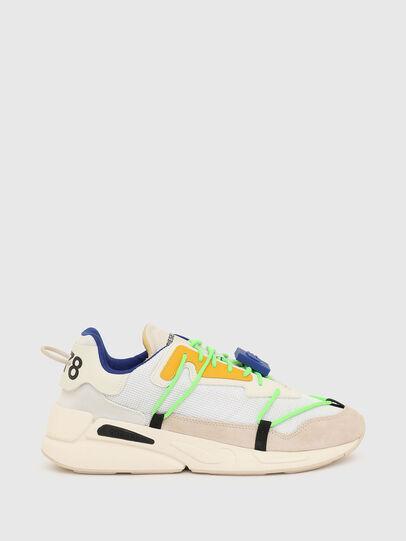 Diesel - S-SERENDIPITY LACE, Blanco/Rosa - Sneakers - Image 1