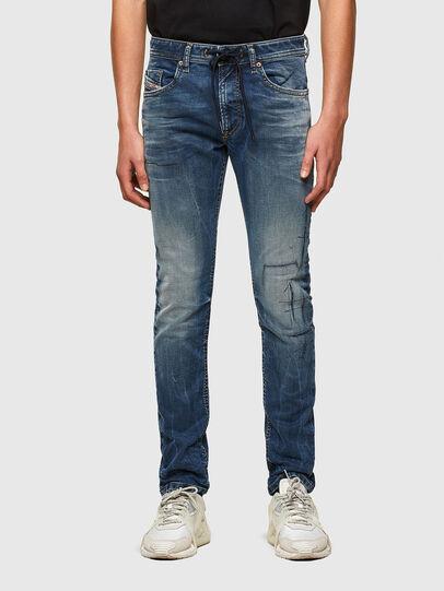 Diesel - Thommer JoggJeans® 069SZ, Azul Oscuro - Vaqueros - Image 1