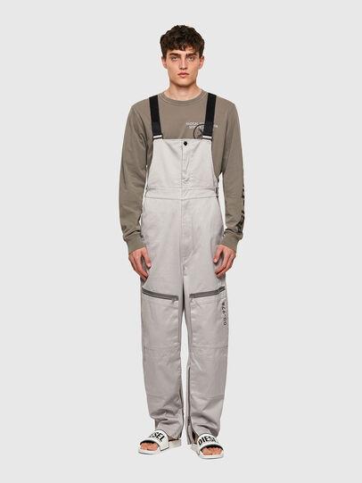 Diesel - P-JUMP-A, Gris Claro - Pantalones - Image 1