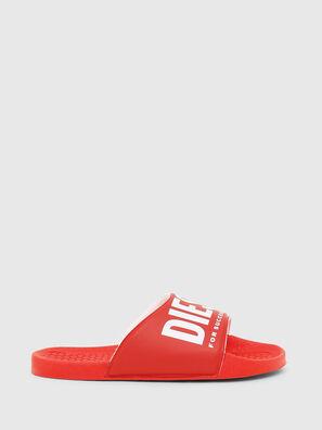 FF 01 SLIPPER CH, Rojo - Calzado