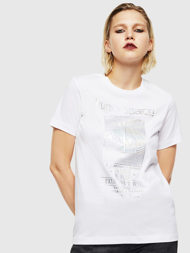 T-SILY-YB, Blanco - Camisetas