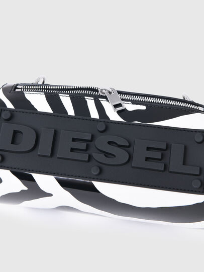 Diesel - CAYAC LT, Blanco/Negro - Bolso cruzados - Image 5