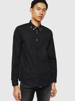 S-MARLENE, Negro - Camisas