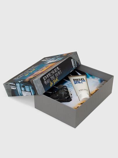Diesel - ONLY THE BRAVE 50 ML GIFT SET, Celeste - Only The Brave - Image 2
