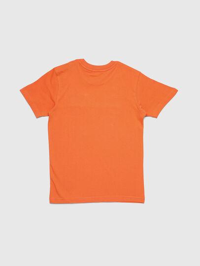 Diesel - TJUSTDIVISION, Naranja - Camisetas y Tops - Image 3