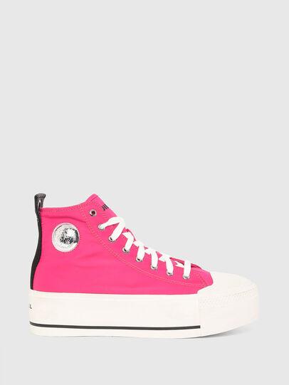 Diesel - S-ASTICO MC WEDGE, Rosa - Sneakers - Image 1