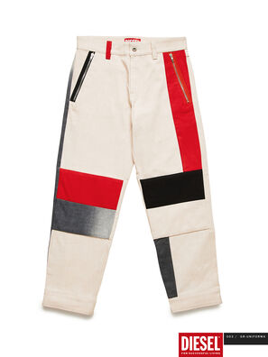 GR02-P301-P, Blanco - Pantalones