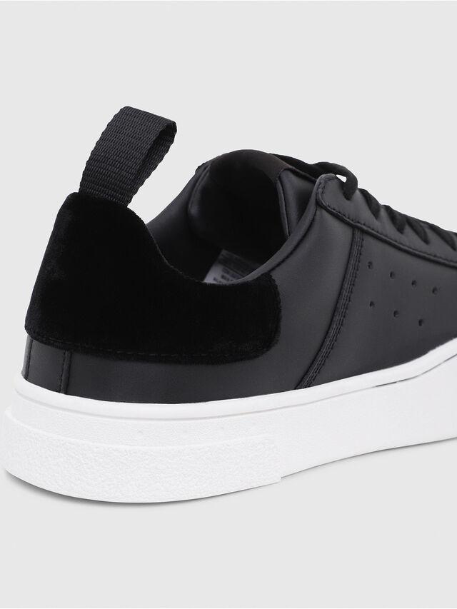 Diesel - S-CLEVER LOW W, Negro - Sneakers - Image 5