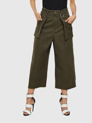 P-RAEY, Verde Militar - Pantalones