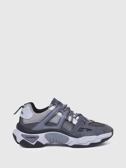 Diesel - S-KIPPER LOW TREK II, Gris - Sneakers - Image 1
