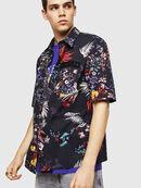 S-FRY-FLOW, Multicolor/Negro - Camisas