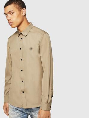 S-BILL, Verde Militar - Camisas