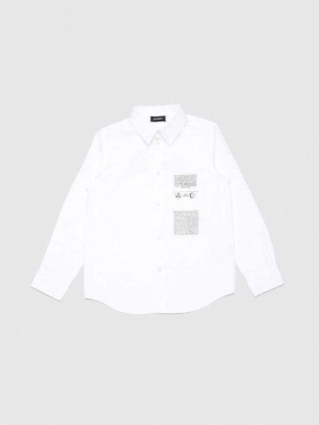 CSVENPRINT, Blanco - Camisas