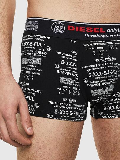 Diesel - UMBX-DAMIENTHREEPACK, Negro/Blanco - Boxers - Image 4