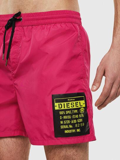Diesel - BMBX-WAVE 2.017, Rosa - Bañadores boxers - Image 4