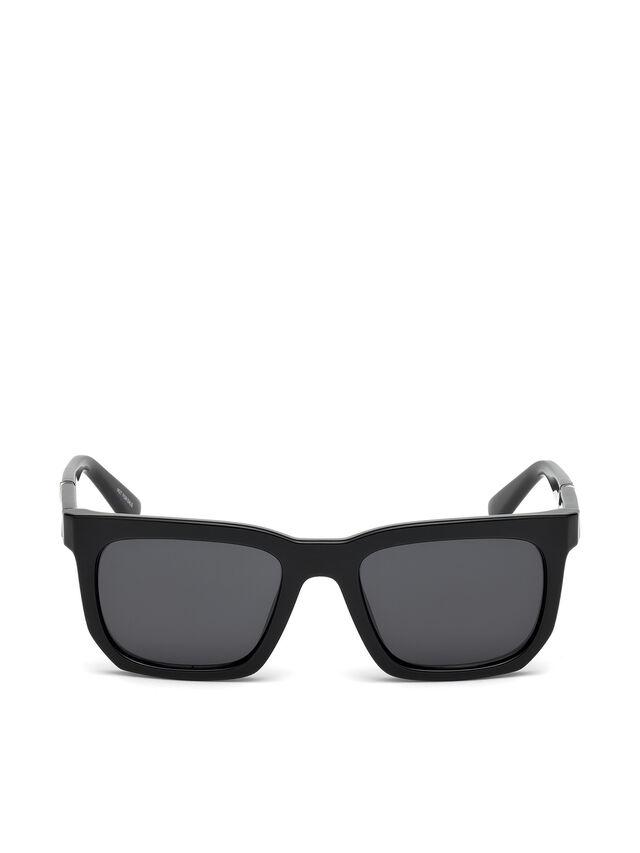 Diesel - DL0254, Negro - Gafas de sol - Image 1
