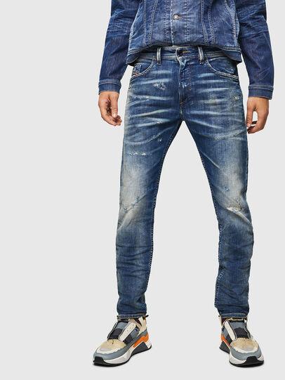 Diesel - Thommer JoggJeans 0870Q, Azul medio - Vaqueros - Image 1