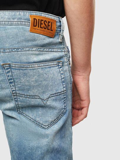 Diesel - Thommer JoggJeans 069LK, Azul Claro - Vaqueros - Image 3