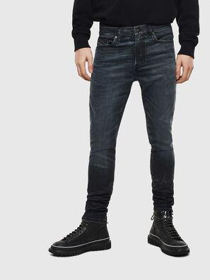 D-Reeft JoggJeans 069MD, Azul Oscuro - Vaqueros