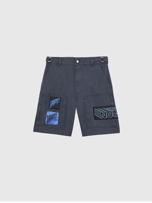 P-DUGA-SHO, Gris oscuro - Shorts