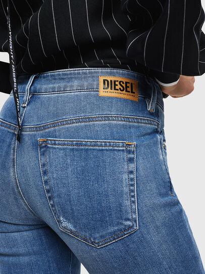 Diesel - D-Rifty 083AX, Azul Claro - Vaqueros - Image 3