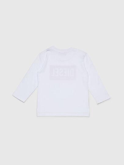 Diesel - TIRRIB-R, Blanco - Camisetas y Tops - Image 2