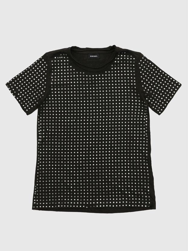 TJRATY, Negro - Camisetas y Tops