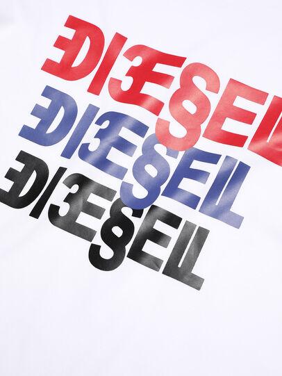 Diesel - TSURY, Blanco - Camisetas y Tops - Image 3