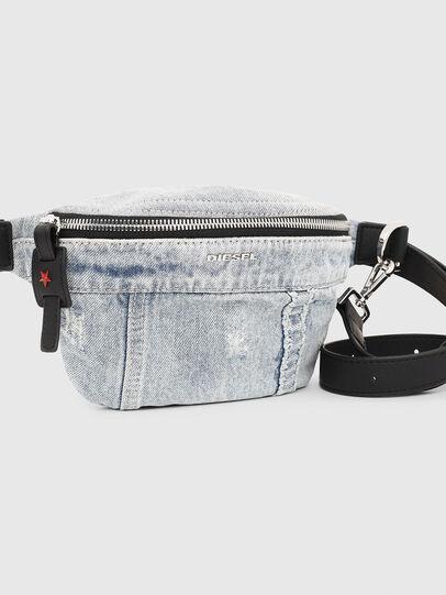 Diesel - ADRIA, Grey Jeans - Bolsas con cinturón - Image 4