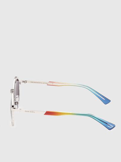 Diesel - DL0321, Multicolor - Gafas de sol - Image 3