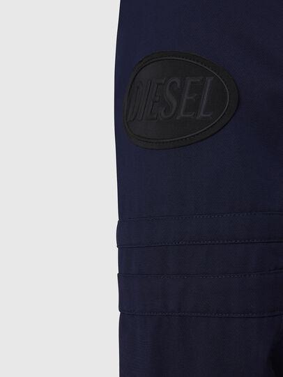 Diesel - J-GLORY, Azul Oscuro - Chaquetas - Image 5
